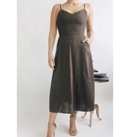 Lisa Dress - Grey