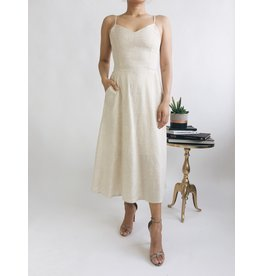 Lisa Dress - Beige