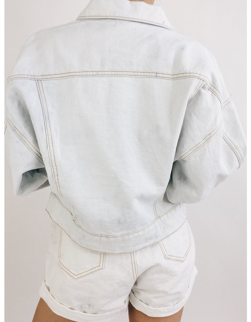 Mya Denim Jacket
