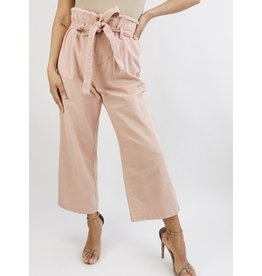 Pantalon Teagan - Rose