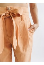 Pantalon Ada - Orange Poudre