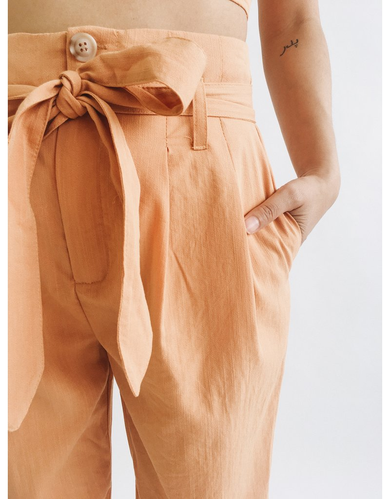 Ada Pants - Dusty Orange