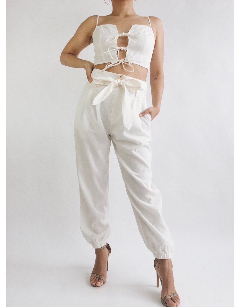 Ada Pants - Off White