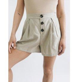 Paris Shorts - Olive
