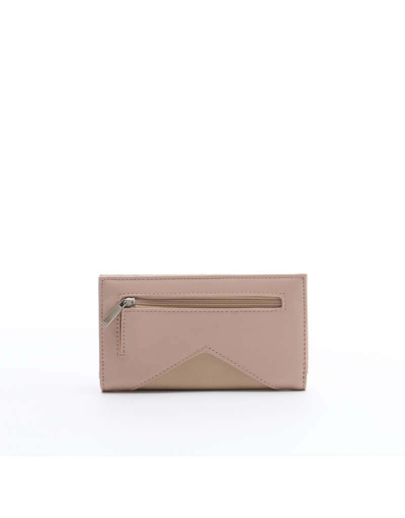 Sophie Wallet - Tan