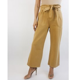 Pantalon Teagan - Moutarde