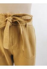 Pantalon Teagan - Moutarde
