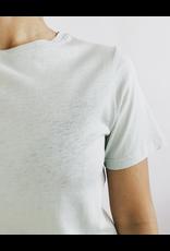 T-shirt Candice - Menthe
