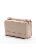Jane Wallet Purse - Tan