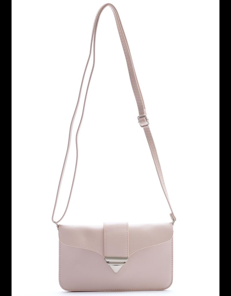 Jacqueline Crossbody Bag – Rose