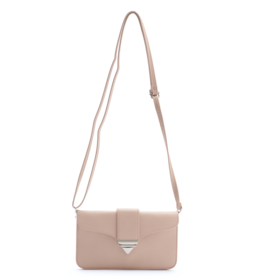 Jacqueline Crossbody Bag – Tan