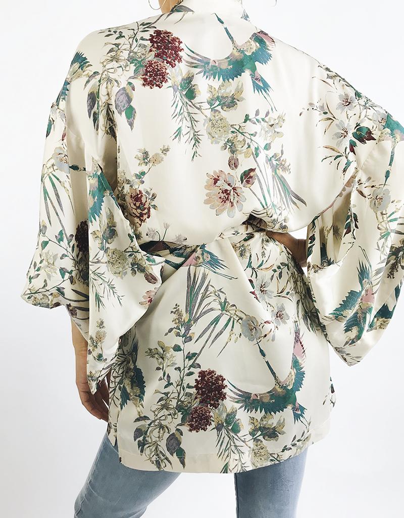 Alyce Kimono Tunic