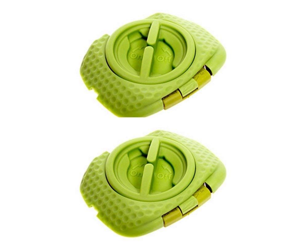 SPEEDPLAY SPEEDPLAY ZERO AERO WALKABLE CLEATS SETS GREEN
