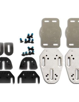 SPEEDPLAY SPEEDPLAY WALKABLE CLEAT EXTENDER BASE PLATE KIT