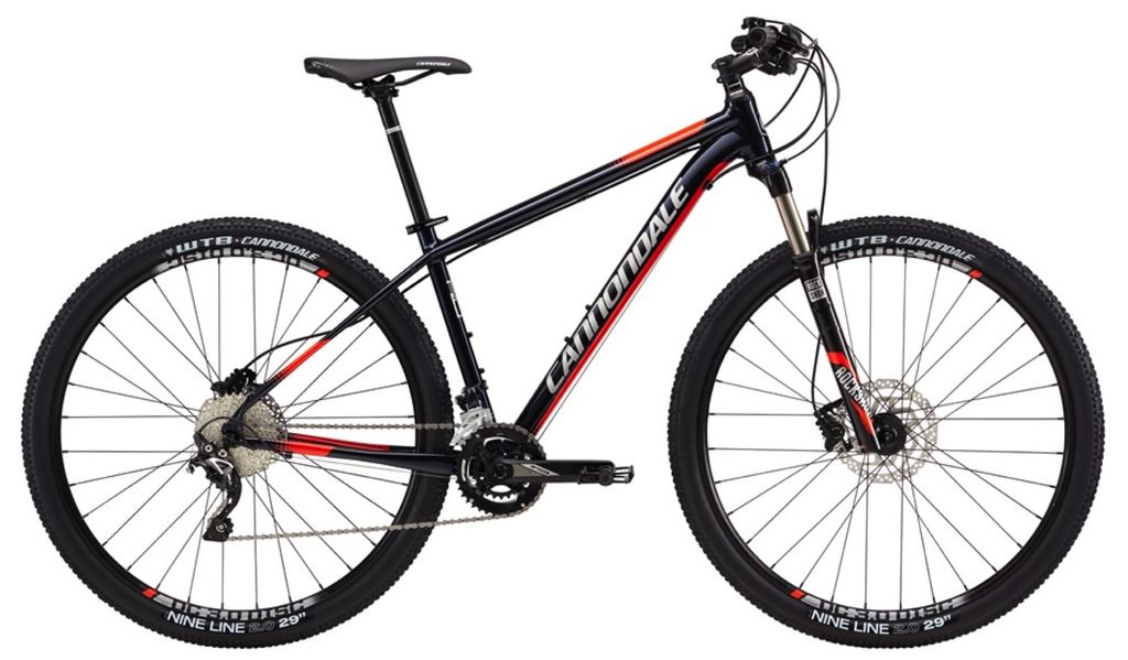 CANNONDALE CANNONDALE 29 M TRAIL AL 7 MDN LG
