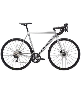 CANNONDALE CANNONDALE CAAD12 DISC 105 SILVER 52