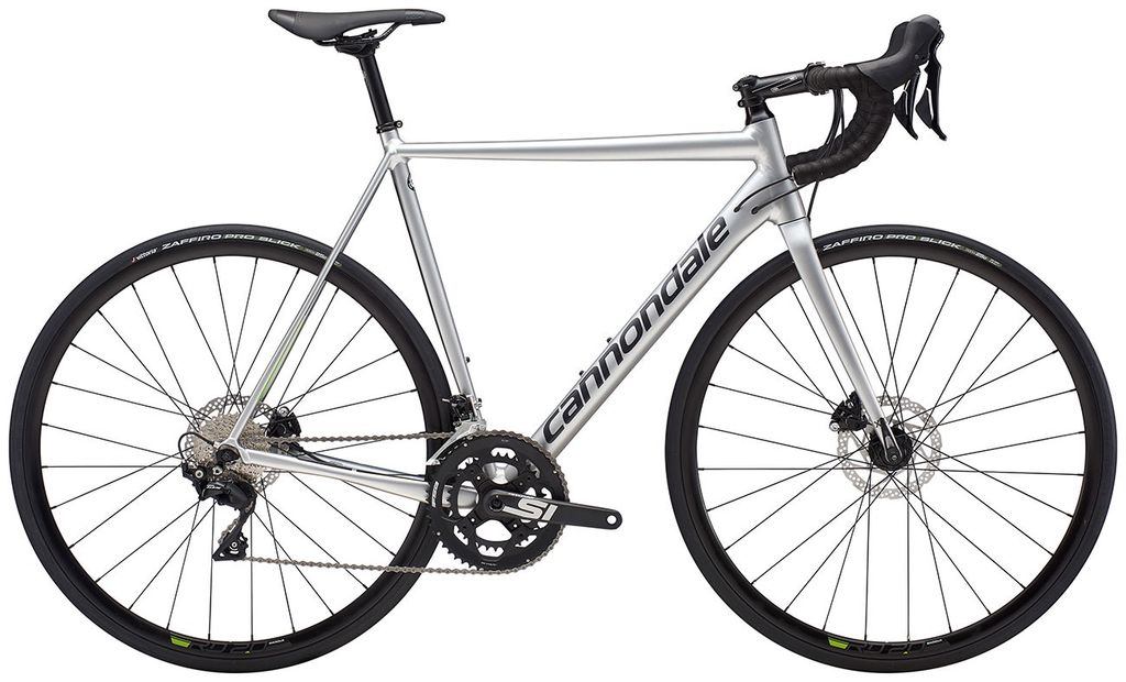 CANNONDALE CANNONDALE 700 M CAAD12 DISC 105 SLV 52