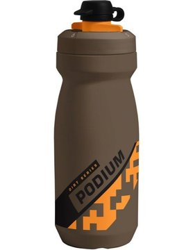CAMELBAK CAMELBAK PODIUM DIRT SERIES 21OZ SHADOW GREY/SULPHUR