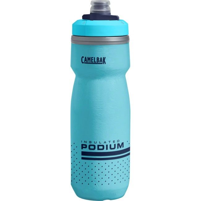 CAMELBAK CAMELBAK PODIUM CHILL 21OZ LAKE BLUE