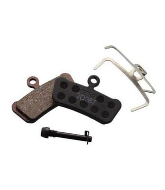 SRAM SRAM GUIDE TRAIL DISC BRAKE PAD ALUMINUM ORGANIC COMP 1 SET