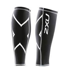 2XU 2XU COMPRESSION C GUARD BLACK/BLACK M