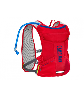 CAMELBAK CAMELBAK CHASE BIKE VEST 50 OZ RNG RED/PIT BLUE