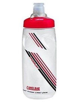 CAMELBAK CAMELBAK PODIUM 24 OZ CLEAR RED