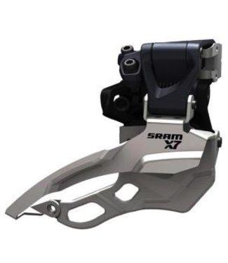 SRAM SRAM FRONT DERAILLEUR X7 3X10 HIGH DM DUAL PULL