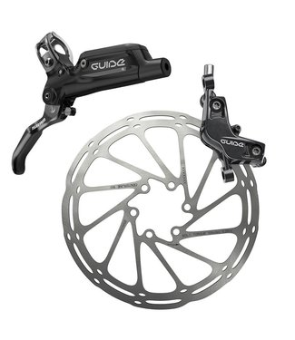 SRAM SRAM GUIDE R DISC BRAKE GLBLK F 950 B1