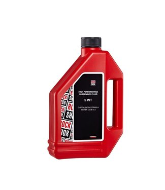 SRAM SRAM SUSPENSION OIL 5 1 LITER BOTTLE
