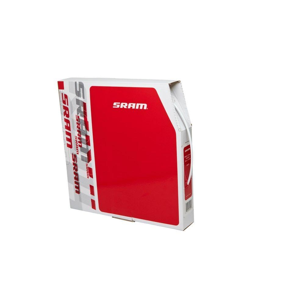 SRAM SRAM SHIFT CABLE HOUSING 1M X 4.0MM WHITE 1PC