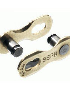 SRAM SRAM CHAIN POWER LINK 9SPD GOLD