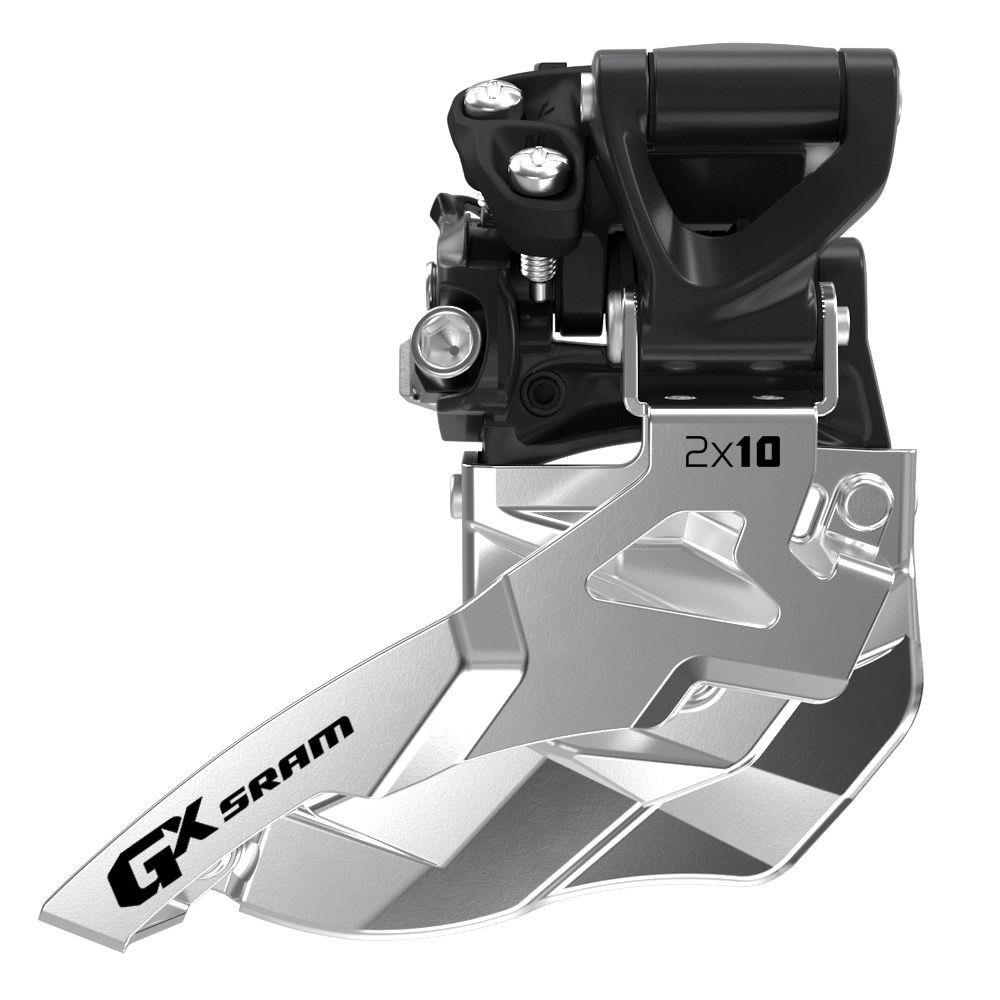 SRAM SRAM AM FD GX 2X10 HI CLAMP 34T TOP PULL