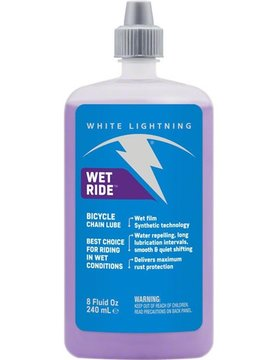 WHITE LIGHTNING WET RIDE 8OZ SPANICH