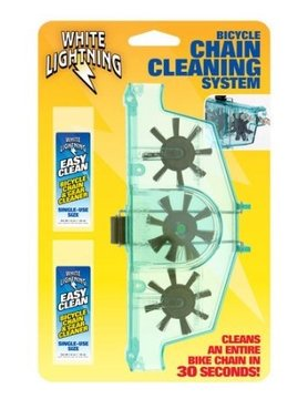 WHITE LIGHTNING BICYCLE CHAIN CLEANER