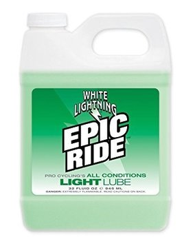WHITE LIGHTNING EPIC RIDE 32OZ QUART JUG
