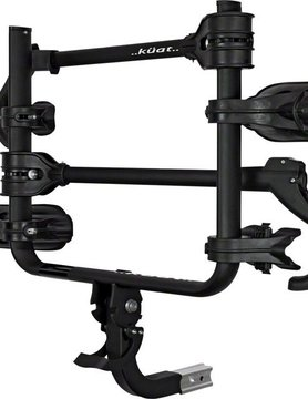 KUAT TRANSFER 2 BIKE RACK - MATTE BLACK