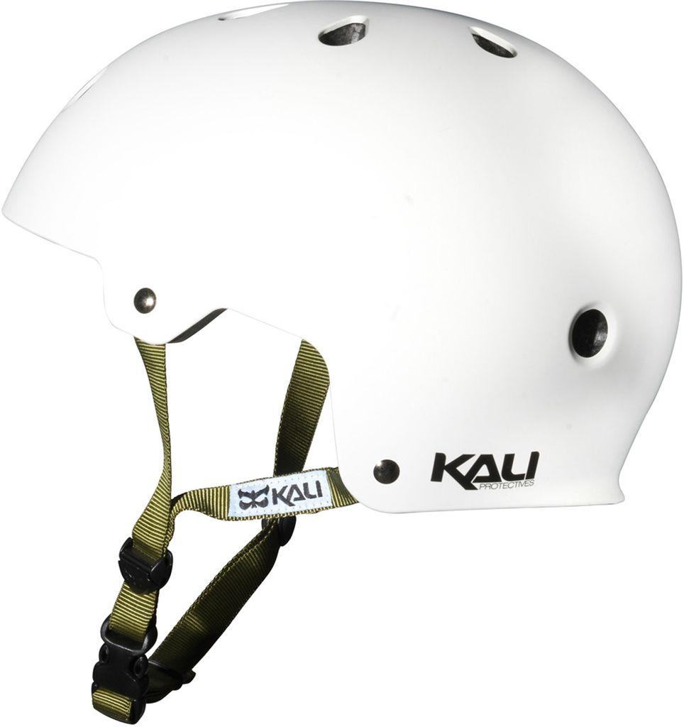 Kali Maha Helmet White L Latin Bikes