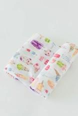 Little Unicorn Little Unicorn - Single Cotton Swaddle