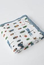 Little Unicorn Little Unicorn - Deluxe Muslin Quilt