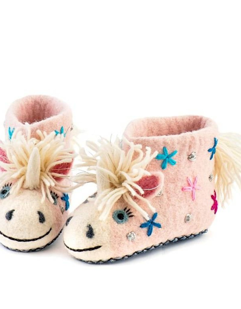 Sew Heart Felt Sew Heart Felt - Slippers