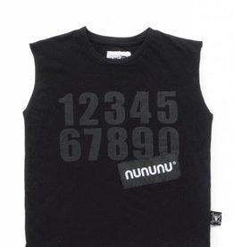 NUNUNU Nununu - Countup Sleeveless Shirt