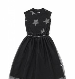 NUNUNU Nununu - Star Tulle Dress