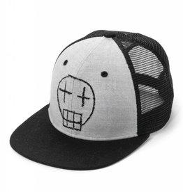 NUNUNU Nununu - Sketch Skull Baseball Cap