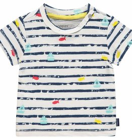noppies Noppies - B S/S Slim Tee - Richardson - 1-2M