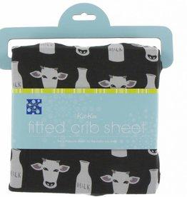 KicKee Pants KicKee Pants - Print Crib Sheet