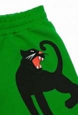 Mini Rodini Mini Rodini - Panther Sweatshorts Green 6-7