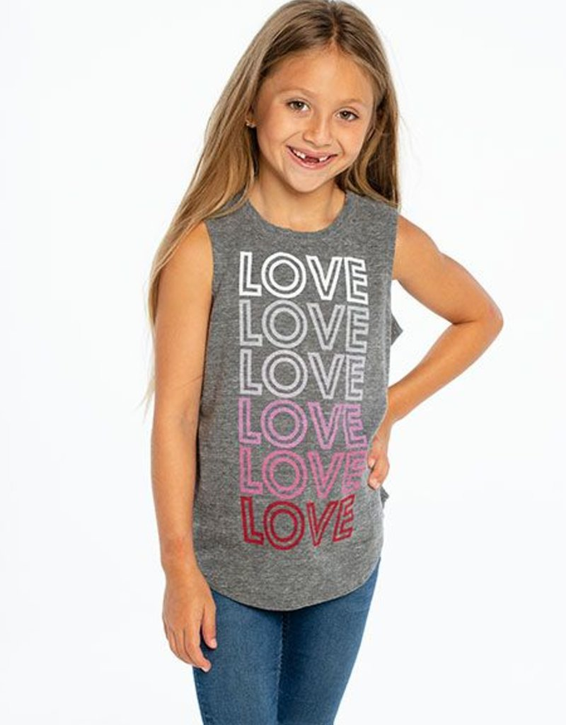 Chaser - Shirttail Muscle - LOVE