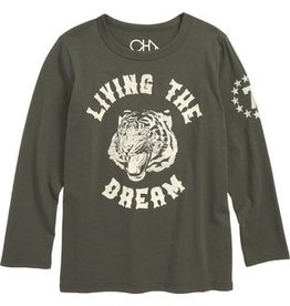 Chaser Chaser - Living the Dream L/S Tee