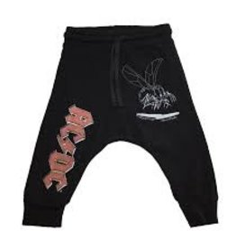 Lauren Moshi Kids Lauren Moshi - Stewie ACDC BUG Drop Crotch Pant - Youth